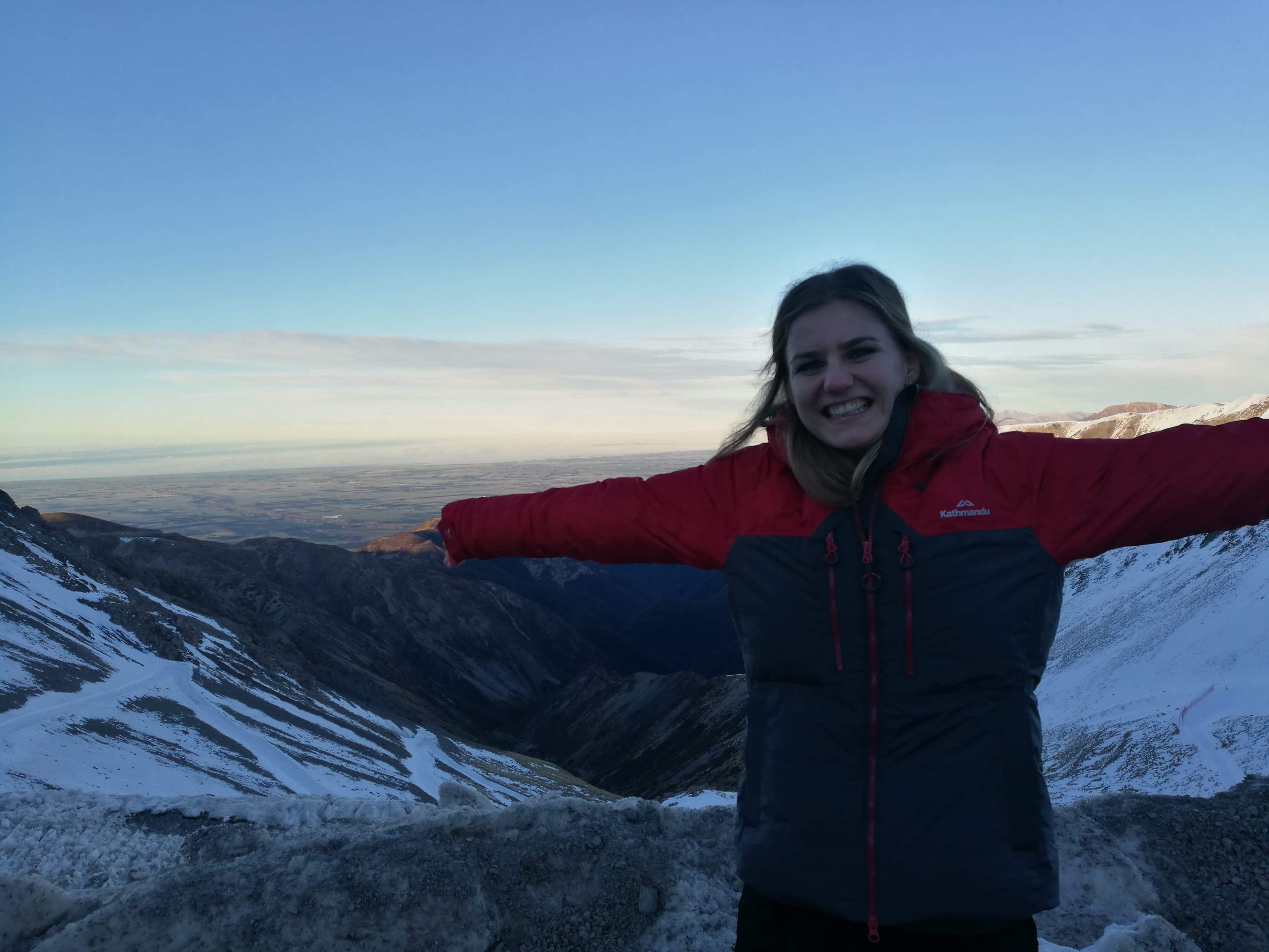 New GRI PhD student – Olivia Willoughby